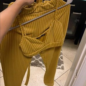 nastygal jump suit